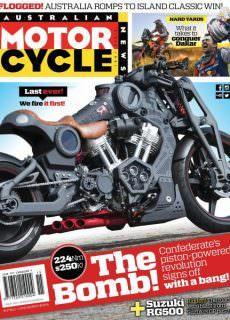Australian Motorcycle News — January 30, 2018