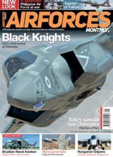 Airforces Monthly — January 2018