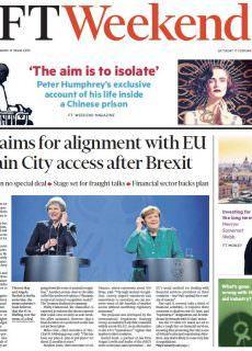Financial Times – 17.02.2018 – 18.02.2018
