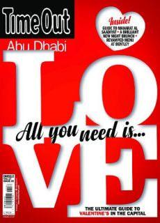 TimeOut Abu Dhabi – February 07, 2018