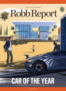 Robb Report USA – February 2018