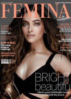 Femina India — January 28, 2018