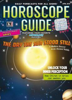 Horoscope Guide — April 2018