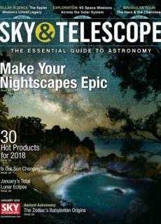 Sky & Telescope — January 2018