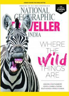 National Geographic Traveller India – 01.02.2018
