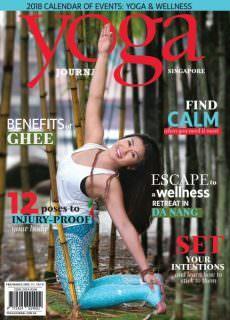 Yoga Journal Singapore — February 09, 2018