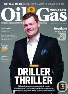 Oil & Gas Middle East – February 2018