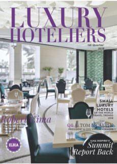 Luxury Hoteliers — No.1 2018