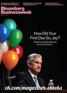 Bloomberg Businessweek USA – February 08, 2018
