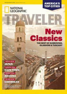 National Geographic Traveler USA — February 2018