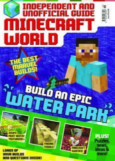 Minecraft World Magazine — April 2018