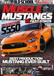 Muscle Mustangs & Fast Fords — April 2018