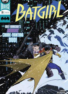 Batgirl 019 (2018)