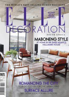 Elle Decoration South Africa — January 2018