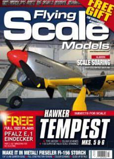 Flying Scale Models — March 2018