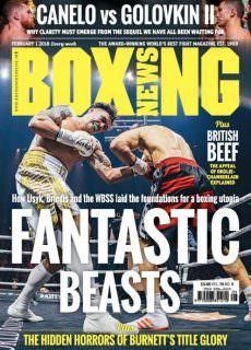 Boxing News — February 01, 2018
