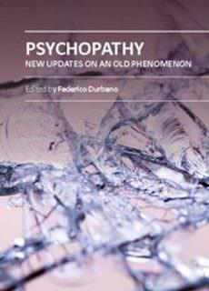 Psychopathy New Updates on an Old Phenomenon