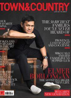 Town & Country Philippines — February 2018