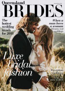Queensland Brides — January 2018
