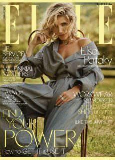 Elle Australia — February 2018