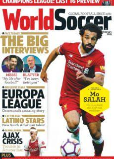 World Soccer — February 2018