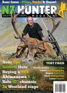 NZ Hunter — January 24, 2018