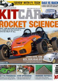 Complete Kit Car — March 2018