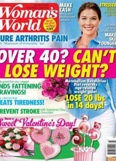 Woman's World USA — January 19, 2018