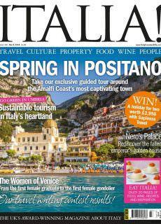 Italia! Magazine – March 2018