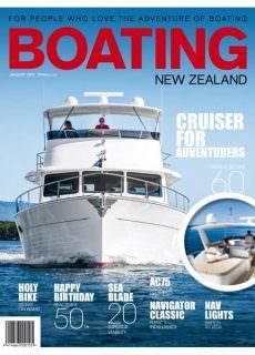 Boating New Zealand — January 2018
