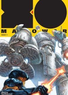 X-O Manowar 011 (2018)