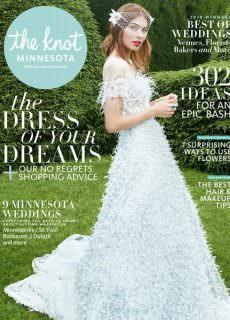 The Knot Minnesota Weddings Magazine — March 2018