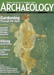 Archaeology Magazine – 01.03.2018