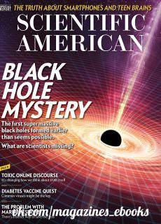 Scientific American – February 2018