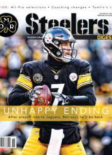 Steelers Digest — January 26, 2018