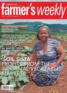Farmer's Weekly — 02 February 2018
