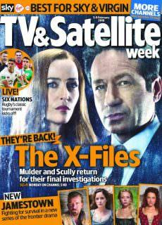 TV & Satellite Week — 03 February 2018