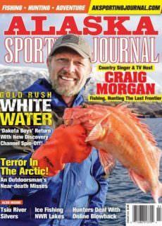 Alaska Sporting Journal — February 2018