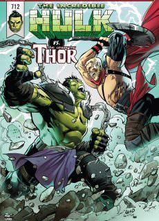 Incredible Hulk 712 (2018)