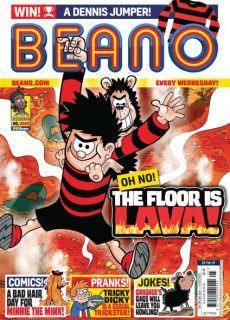 The Beano — 03 February 2018
