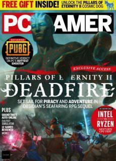 PC Gamer UK – 01.03.2018