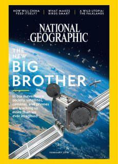 National Geographic USA — February 2018