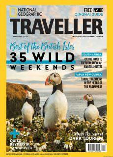 National Geographic Traveller UK – March 2018