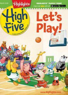 Highlights High Five — March 2018