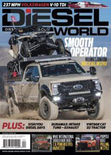 Diesel World — April 2018
