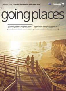 Going Places — February 2018