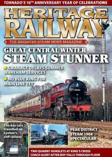 Heritage Railway – 04.02.2018