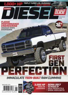 Ultimate Diesel Builder Guide — January 16, 2018