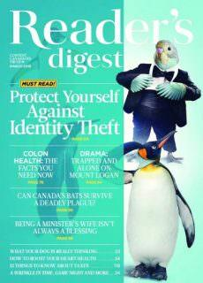 Reader's Digest Canada – 01.03.2018