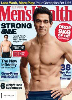 Men's Health Australia — March 2018